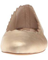 Sam Edelman Natural Francis Ballet Flat