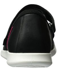 Ecco Black Sense Mary Jane Fashion Sneaker