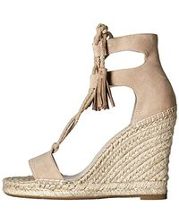 Joie Natural Delilah Espadrille Wedge Sandal