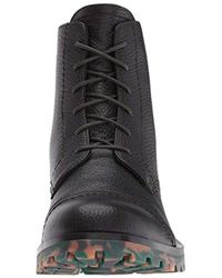 Calvin Klein Black Ck Jeans Nex Grainy Boot for men