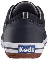 Keds Blue Prestige Fashion Sneaker