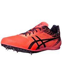Asics Multicolor Cosmoracer Md Track Shoe for men