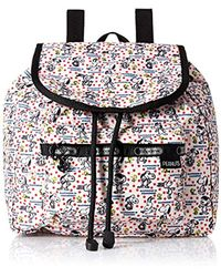 LeSportsac Multicolor Classic Small Edie Backpack