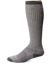 Woolrich Gray Big Wooly Over-the-calf Sock for men