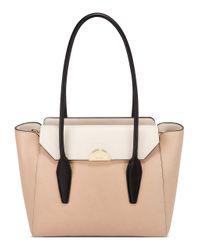 Nine West Natural Womens Shoulder Bag
