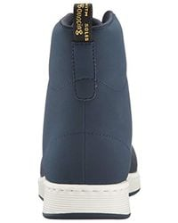 Dr. Martens Blue Rigal Mh Boot for men