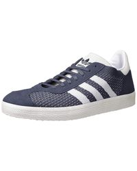 Adidas Originals Blue Gazelle Pk Sneaker for men