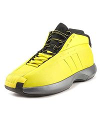 Lyst - Adidas Performance Crazy 1 Basketball Shoe in Yellow for Men ebc38d672