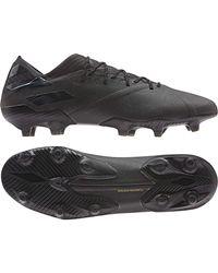 Chaussures Nemeziz 19.1 FG Adidas pour homme en coloris Black
