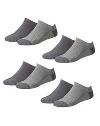 Levi's Levis Sneaker Low Cut 168SF 4er Pack in Gray für Herren
