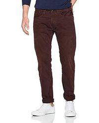 Newbill Jeans Straight Uomo di Replay in Multicolor da Uomo