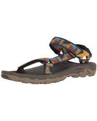 Teva Blue Hurricane Xlt Sports And Outdoor Lifestyle Sandal for men