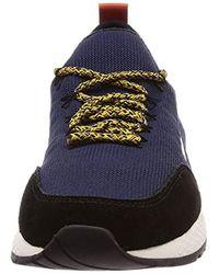 DIESEL Blue Skb S-kby-sneaker for men