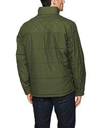 Columbia Green Ridgestone Jacket, Peatmoss, Large for men