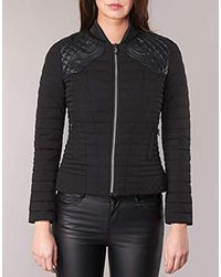 Mae Jacket Bomber di Guess in Black
