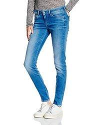 Pixie, Vaqueros Para Mujer, Azul (Denim 000-D58), W32/L30 Pepe Jeans de color Blue