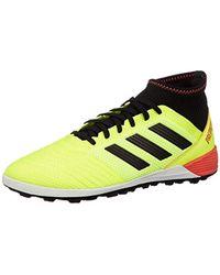 Predator Tango 18.3, Chaussures de Football Homme Adidas pour homme en coloris Yellow