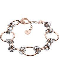 Bracelet EGS2731221 Acier Emporio Armani en coloris Metallic