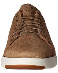 Cole Haan - Brown Grandpro Tennis Fashion Sneaker for Men - Lyst