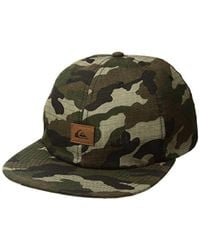 Quiksilver Green Cascades Hat for men