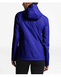 The North Face Blue Venture 2 Jacket