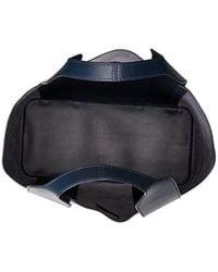 Lacoste - Blue Medium Shopping Bag, Nf2383py - Lyst