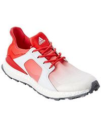 Adidas Pink W Climacross Boost Corpnk Golf Shoe