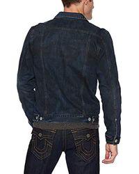 True Religion Blue Dylan Jacket for men