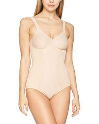 Modern Soft + Cotton Bs, Vestido moldeador Mujer, Beige (Neutral Beige Ep), 120D (Talla fabricante: 105D) Triumph de color Natural