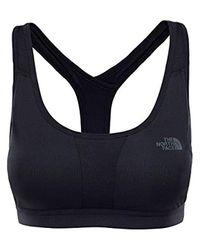The North Face Blue Ski Underwear Stow-n-go Tech Top A/b