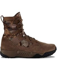 Under Armour Black Jungle Rat Military And Tactical Boot for men