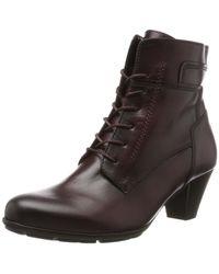 Gabor Black Basic Stiefel