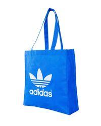 Borsa per la di Adidas in Blue