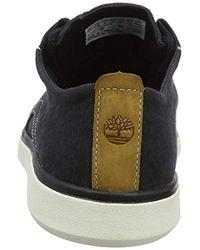 Gateway Pier Casual, Zapatos de Cordones Oxford para Hombre Timberland de hombre de color Black