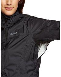 Marmot - Black Precip Lightweight Waterproof Rain Jacket - Lyst