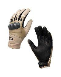 Factory Pilot Glove Gant Khaki Oakley pour homme en coloris Brown