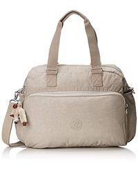 July Bag Cabas de Fitness, 21 L Kipling en coloris Natural