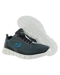 Skechers - Black Equalizer 2.0 True Balance Sneaker for Men - Lyst