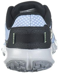 Under Armour Toccoa Running Shoe, Chambray Blue (400)/overcast Gray, 6