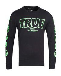 True Religion Black Shirt - Extra for men