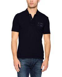 Napapijri Blue Edmonton Polo Shirt for men