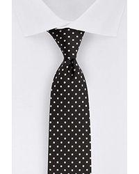 Tommy Hilfiger - Black Ties for Men - Lyst