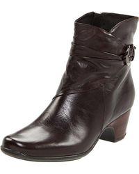 Clarks Brown Leyden Crest Boot