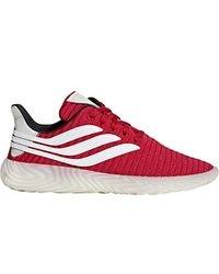 Sobakov Chaussures de Running Rouge Adidas pour homme en coloris Red