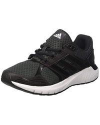 Duramo 8 Chaussures de Running Entrainement Femme Adidas en coloris Black
