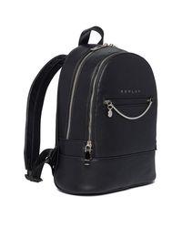 Fw3013 Bag One Size di Replay in Black