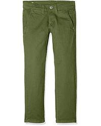 Pepe Jeans Jungen Blueburn Hose in Green für Herren