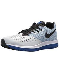 Nike Zoom Winflo 4 898466-010 Running Sneakers 8 US in Multicolor für Herren