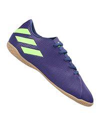 Nemeziz Messi 19.4 in EF1810 Adidas pour homme en coloris Blue