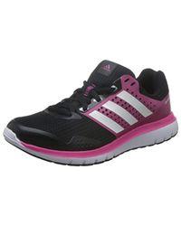 Duramo 7 W, Chaussures de Running Compétition Adidas en coloris Black
